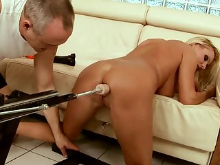 Mature hoochie Winnie makes a dirty dream of never-ending fucking a reality