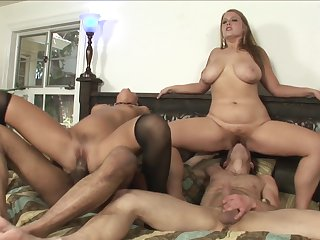 Asian Cece Stone gets the interracial pussy fuck of her dreams