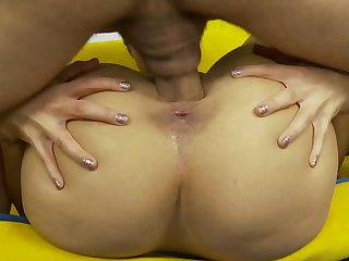 Yurizan with gigantic tits is ready to suck guys snake fuck from dusk till dawn